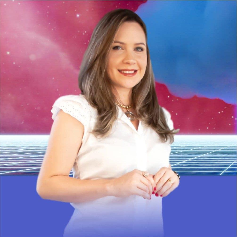 Rebecca Amorim - Diretora de Criação Rebi Digital