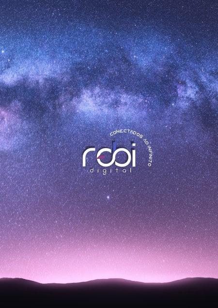 Banner Rebi Digital Conectados ao Infinito