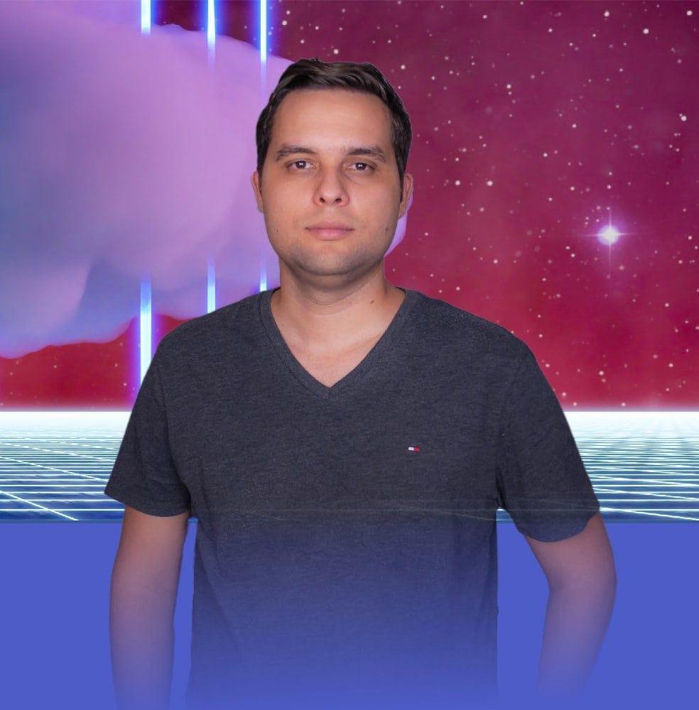 Tarcísio Medeiros - Diretor de Programação Rebi Digital