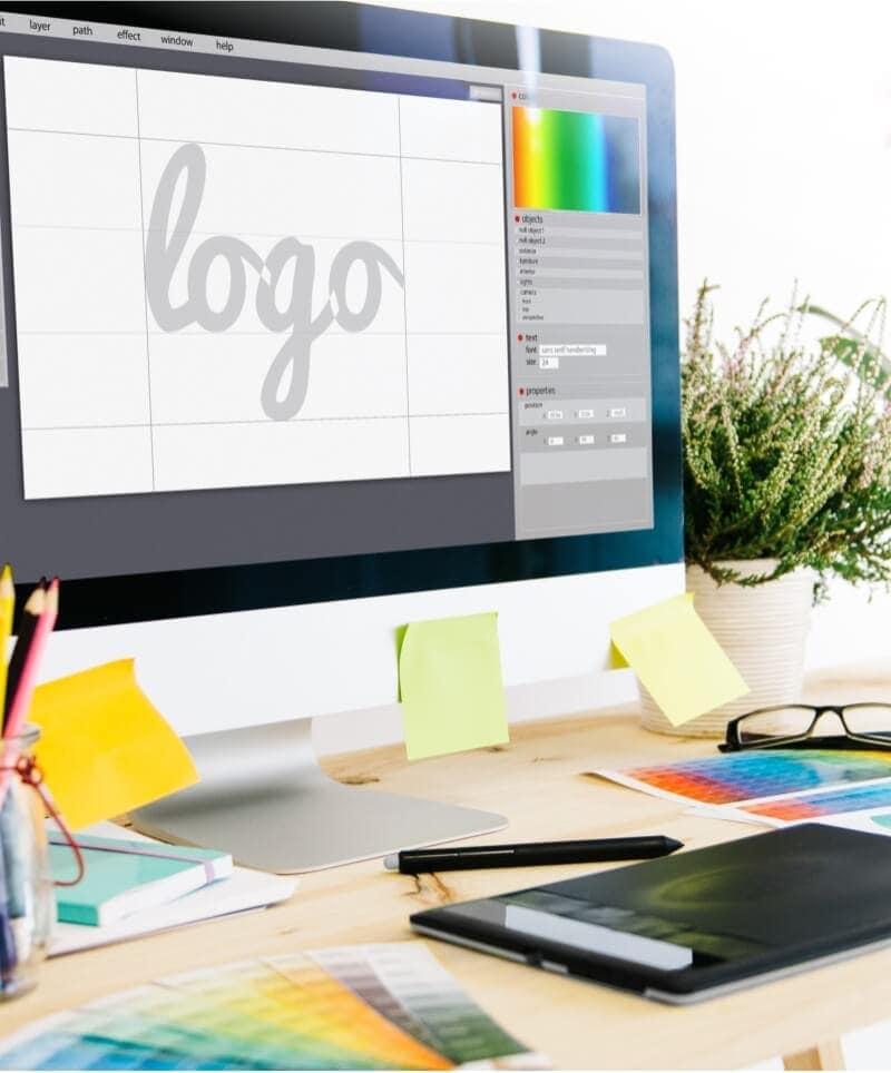 Criação de Logos, branding e identidade visual para sua empresa